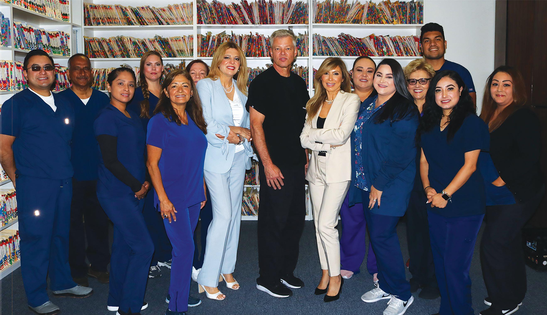 Santa Clarita Dentistry Team